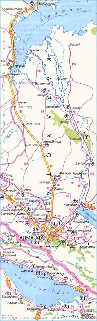 федеральная трасса М-36 часть